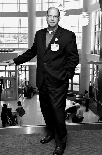 Chuck Christian, St. Francis Hospital