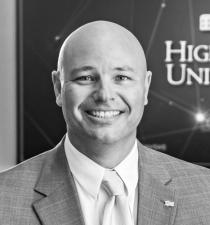 John Champion from High Point University in Sync Magazine